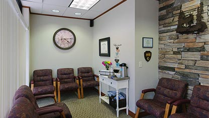 Dr. Van Horn's office in Oklahoma City, OK